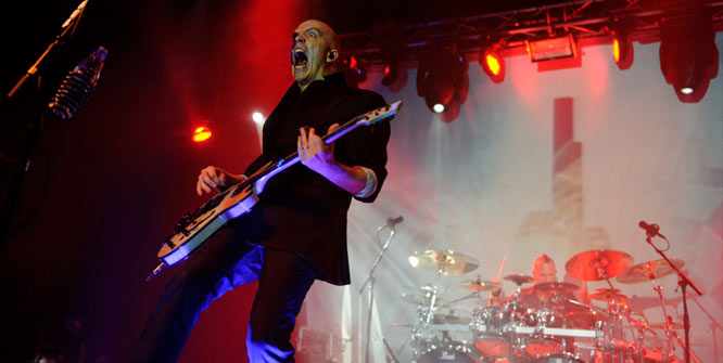 Epic Industrialist Tour (Fear Factory & Devin Townsend Project)