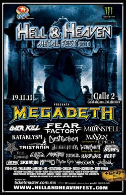 Hell & Heaven Metal Fest 2011