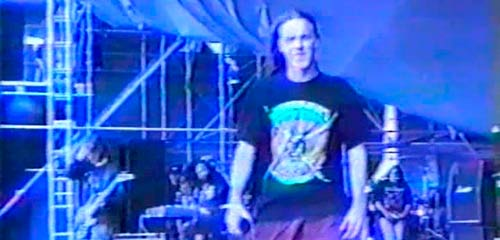 Fear Factory - Big God/Raped Souls (Eindhoven 1993)